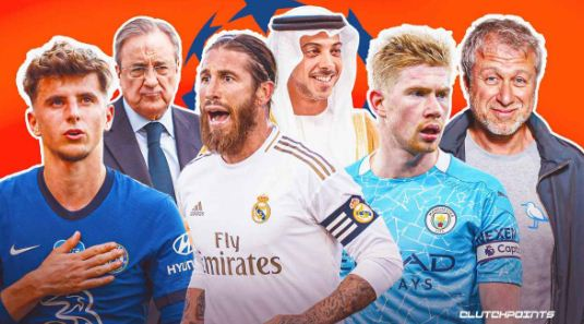 Chelsea, Man City and Real Madrid to be kicked out of Champions League, UEFA official