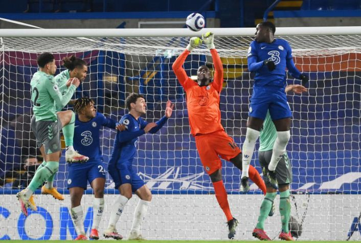 Chelsea march on under Tuchel with 2-0 win over Everton