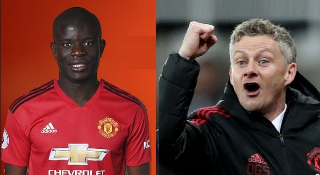 Chelsea's N'Golo Kante linked with shock move to Manchester United