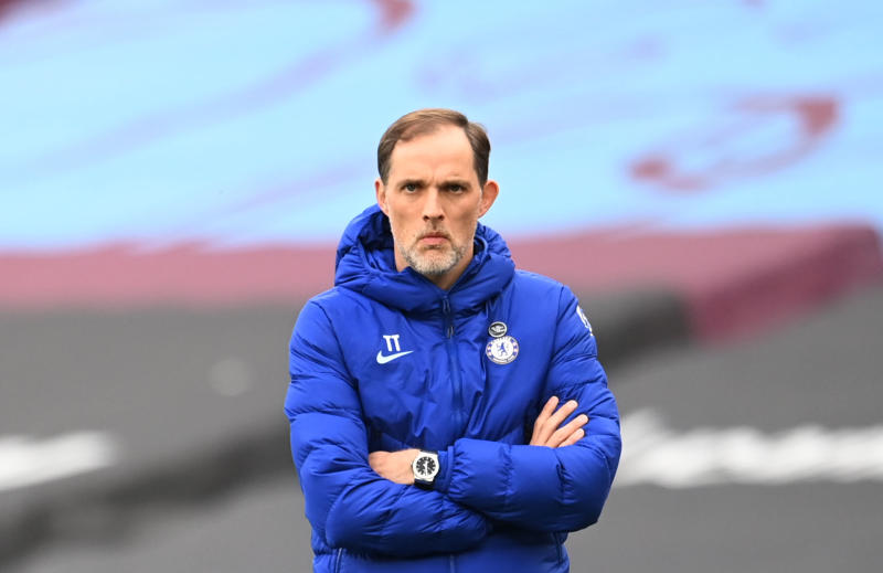 Chelsea's Tuchel unhappy with new Champions League format