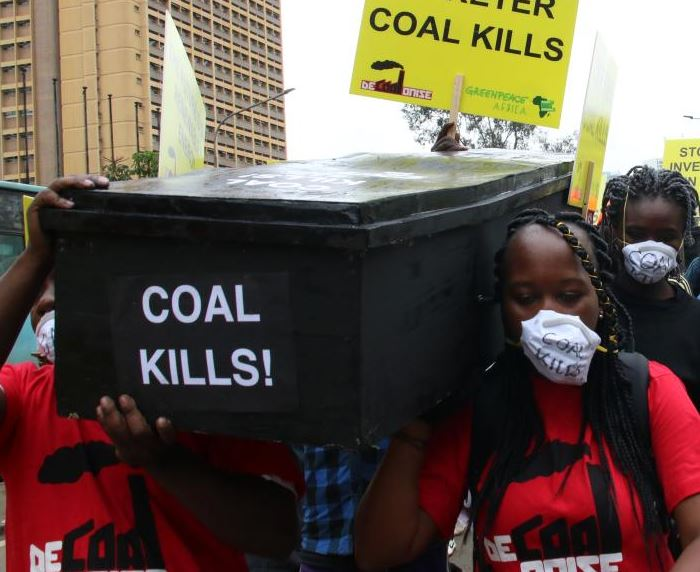 Coal dream up in flames as last backer of Lamu project pulls out