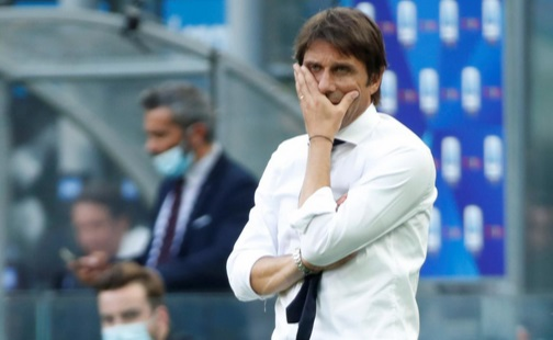 Conte blames himself after another Inter collapse