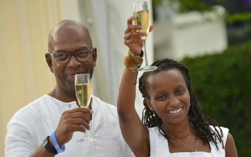 Court paves way for Bob Collymore's widow to distribute vast estate