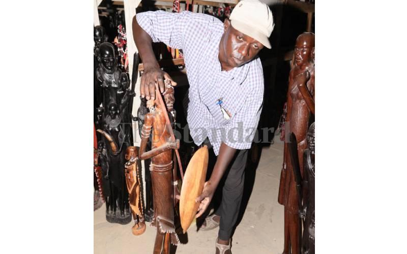 Covid-19 hastens death of ailing Akamba handicraft industry
