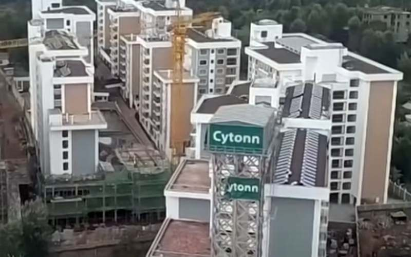 Cytonn's woes deepen as creditors come calling over Sh5.7b debt