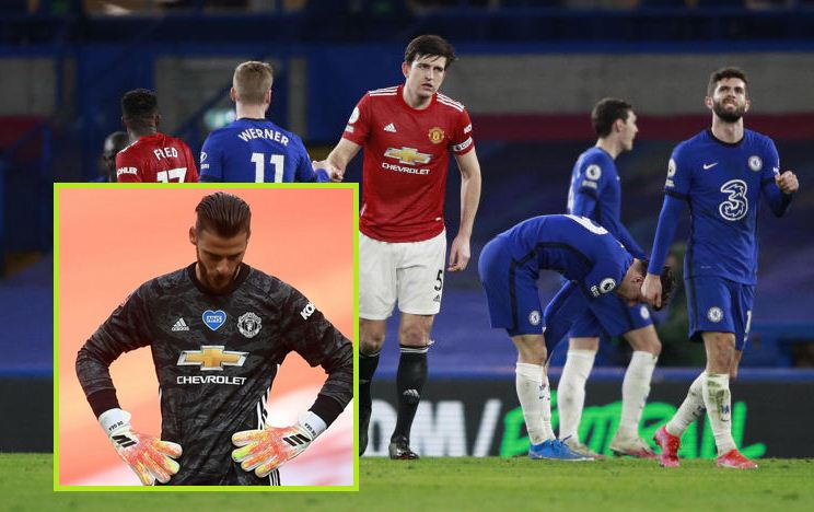 De Gea pinpoints Man Utd's crucial failing in their goalless draw at Chelsea