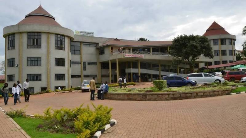 Dedan Kimathi Campus: Our student did not attack police chief