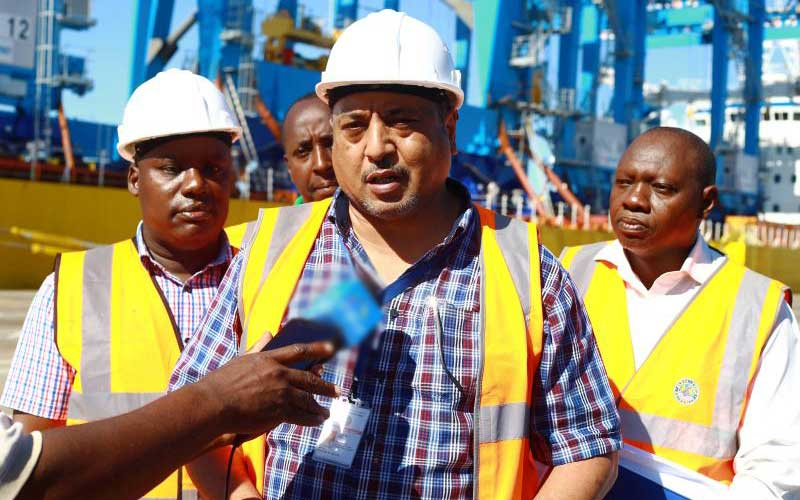 Detectives investigate tenders worth billions of shillings at port