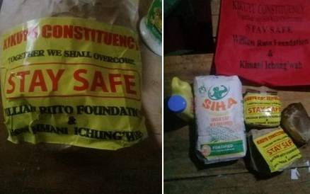 Developing Story: The mystery of harmful Covid-19 relief food in Kiambu