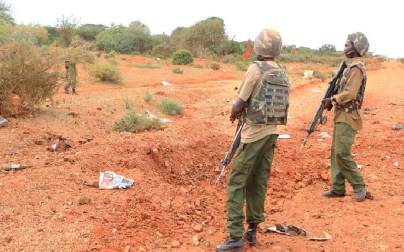 Al-Shabaab militants kill two in Lamu IED attack - The Standard