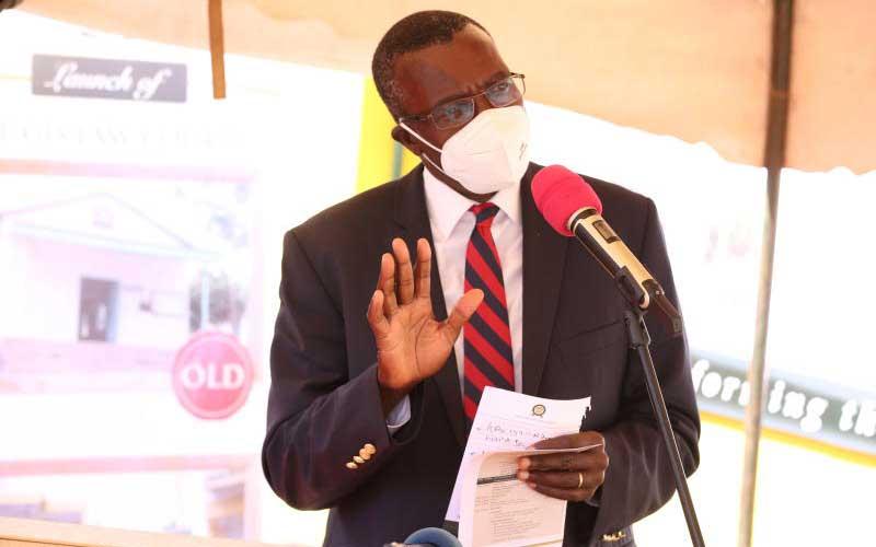 Dissolve Parliament, Maraga tells Uhuru