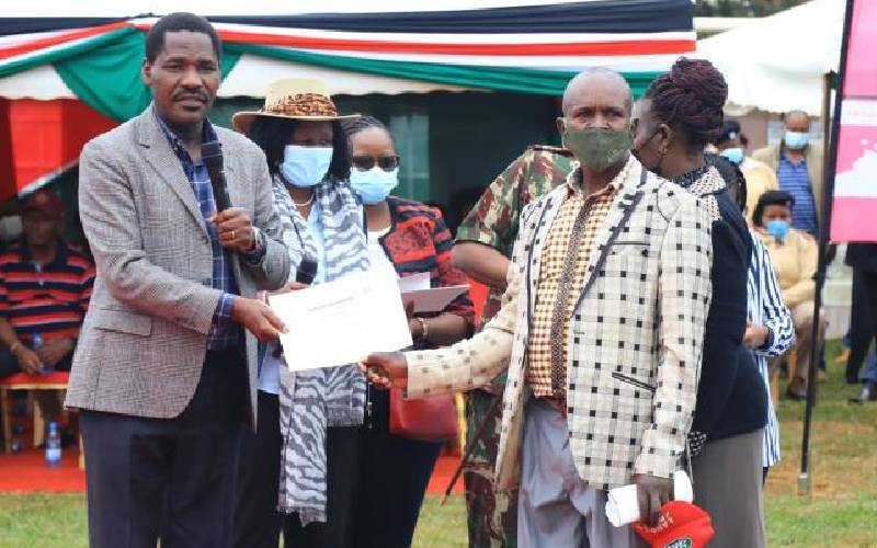 Divisions emerge over Munya, governors meet