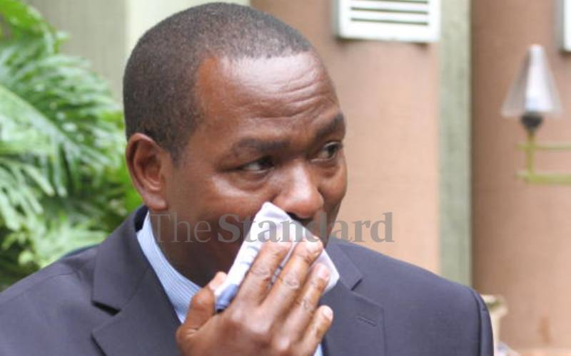 Doctors' union want Governor Ndiritu Muriithi cited for contempt