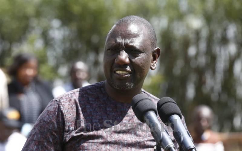 DP Ruto cornered or simply changing tack?