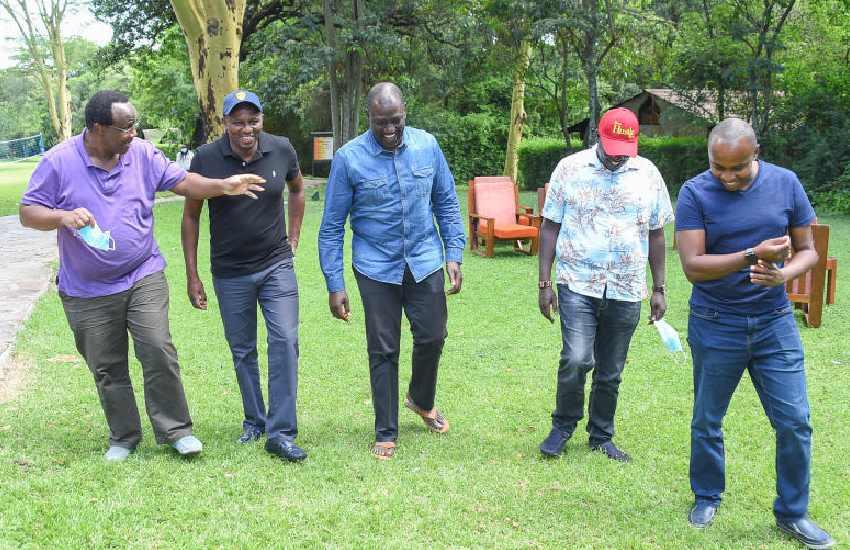 DP ditches Uhuru's economic policies