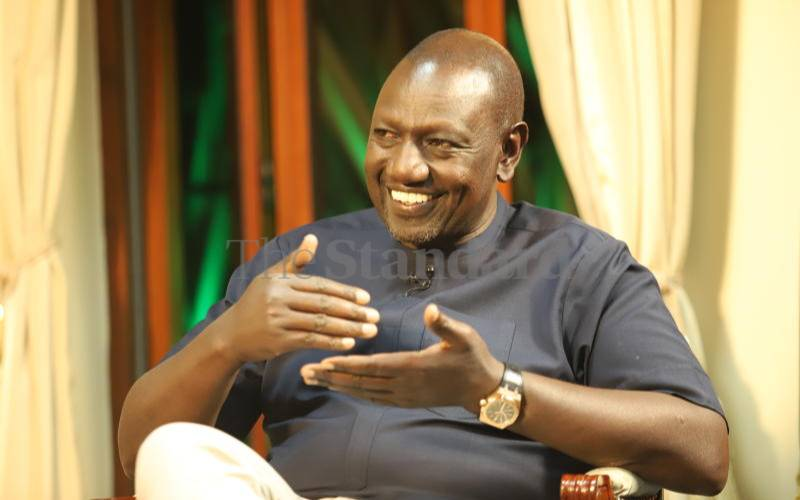 DP William Ruto to Kenyans abroad: Put cash in real estate