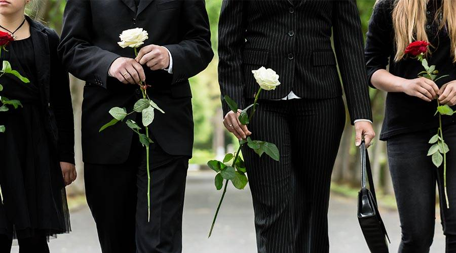 Drama in court: Family fights to bury relative eight months after his death