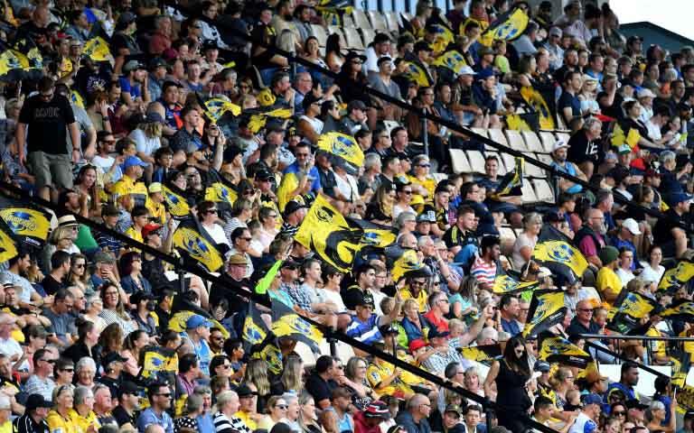 Super Rugby Crowds Set To Return