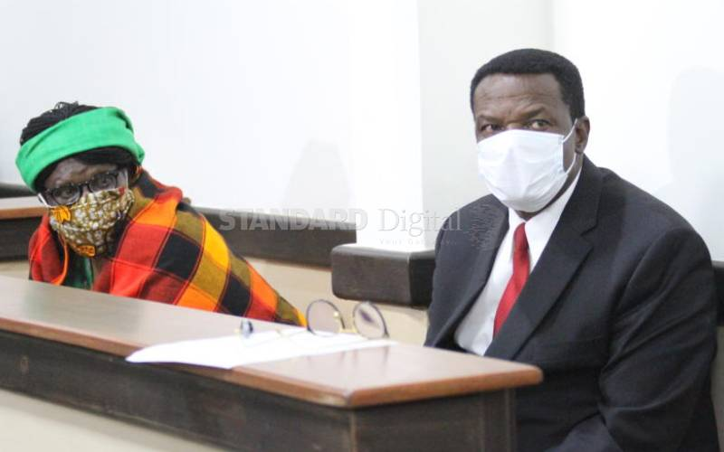 EACC asks to table new evidence in Waluke graft case