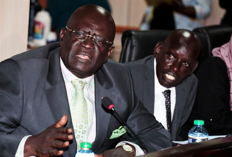 Education Principal Secretary Kipsang recalls co-curricular activities funds