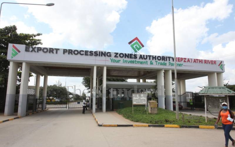EPZ firms hire 7,400 new staff on rising exports