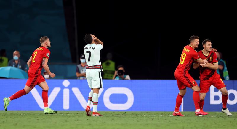 Euro 2020: Portugal, Cristiano Ronaldo out