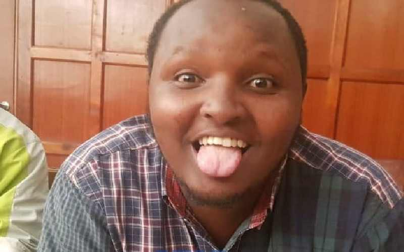 Ex-governor Waititu refuses to bail out son