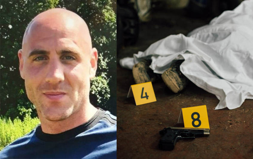 Ex-professional footballer's body found after four-day search
