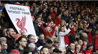Fans could return for 20-21 season, says Premier League chief