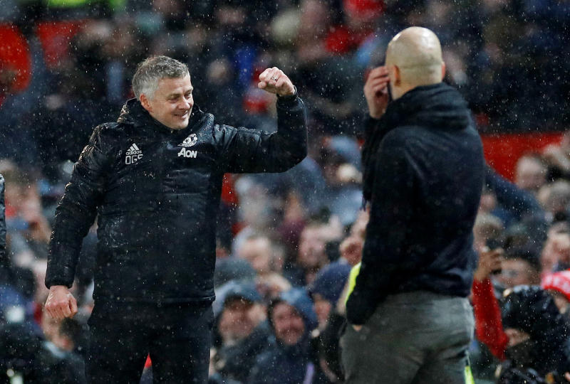 Fans react to Manchester United's 2-0 win over Man City