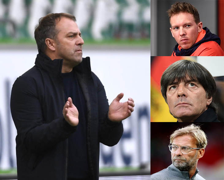 Five possible Bayern Munich manager replacements