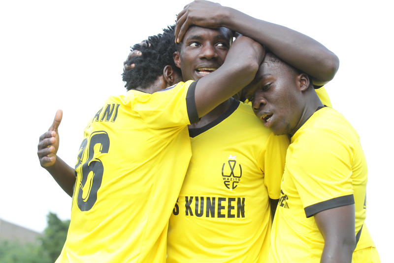 FKF Premier League: Wazito cage Zoo in Kakamega to move to within a point off the top four