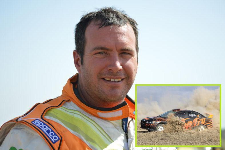 Flash Tundo believes local knowledge of Naivasha will give Kenyan drivers advantage in Safari Rally