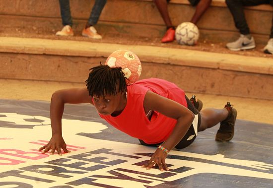 Freestyle Football: World champion Garnier oversees national trials as Kenya picks two for Spain World Cup