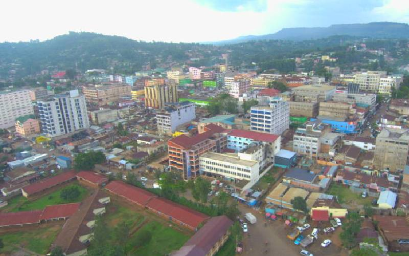 From Bosongo to Kisii town: British soldiers' hideout, now region's trade hub