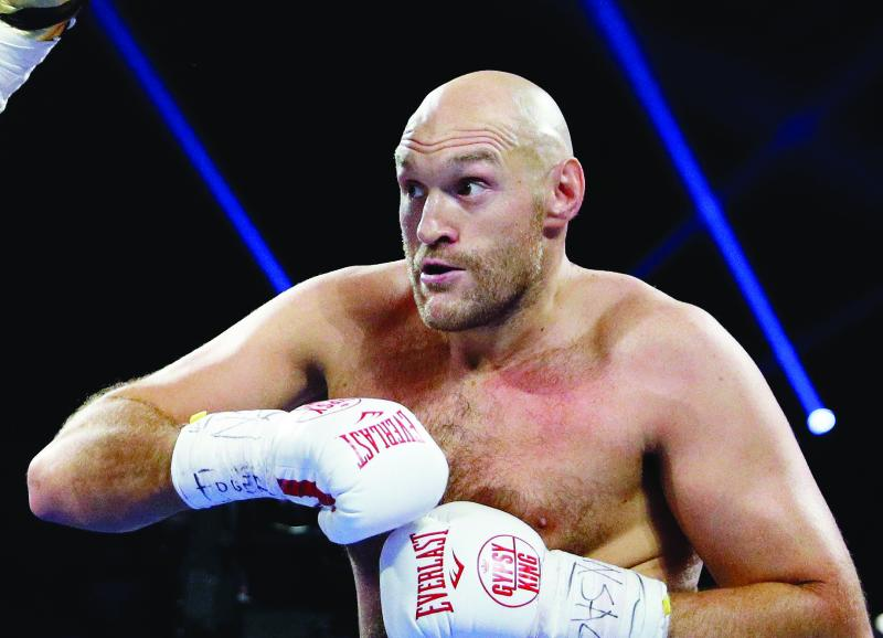 Fury sends 'official challenge', calls out WWE Heavyweight Champion McIntyre