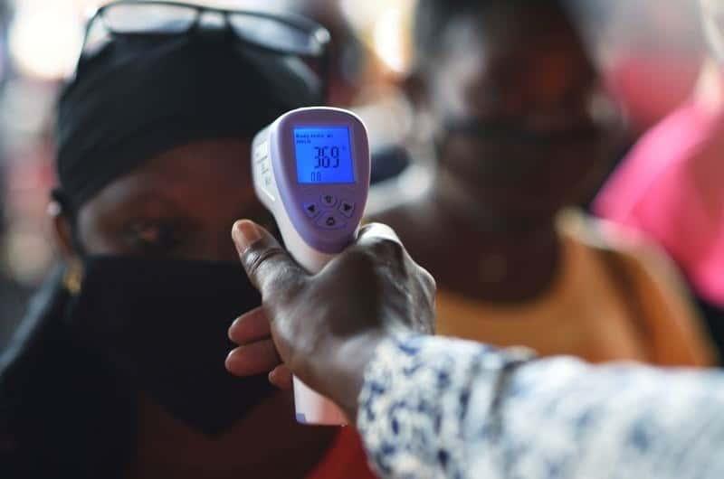 Ghana's president says health minister tested positive for COVID-19