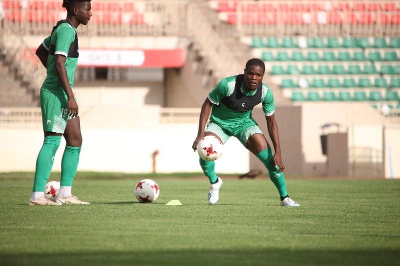 Gor striker Omalla to lead Kenya U-23 squad for Cecafa tourney