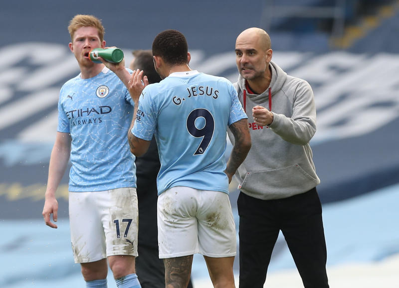 Guardiola: Bayern, not Manchester City, are best club in Europe