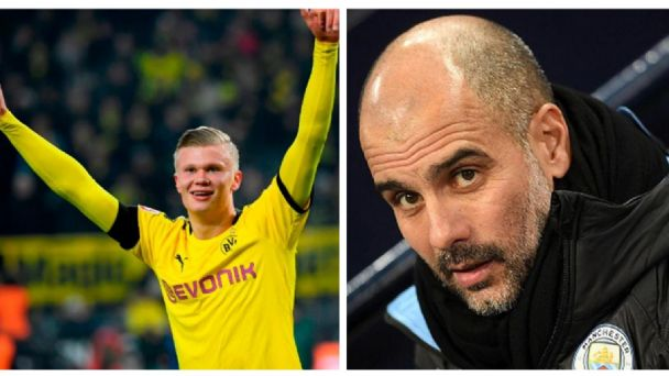 Guardiola: Dortmund spend huge sums on agent fees to bring in young talent