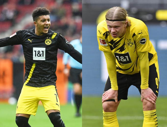 Haaland and Sancho transfer plans announced by Dortmund CEO