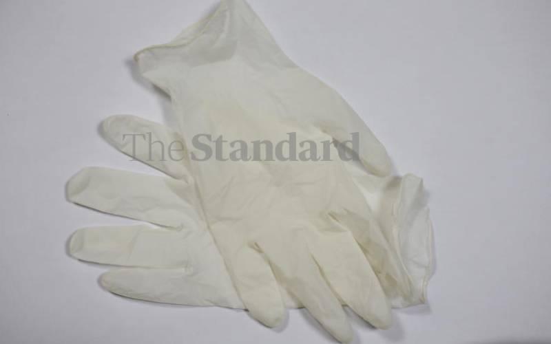 Hospitals face gloves shortage