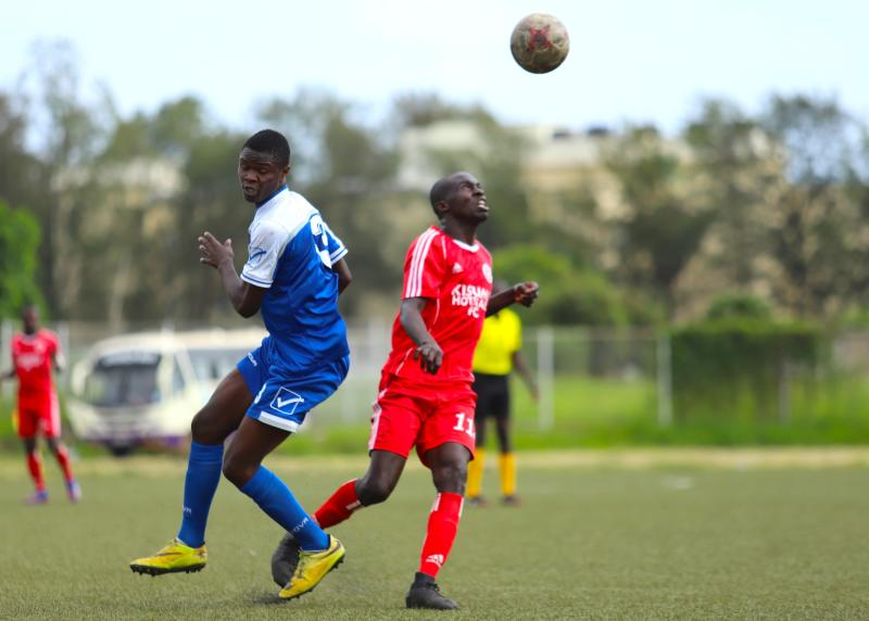 Hot Stars keep pace with top four as Kenya Police reclaim top spot