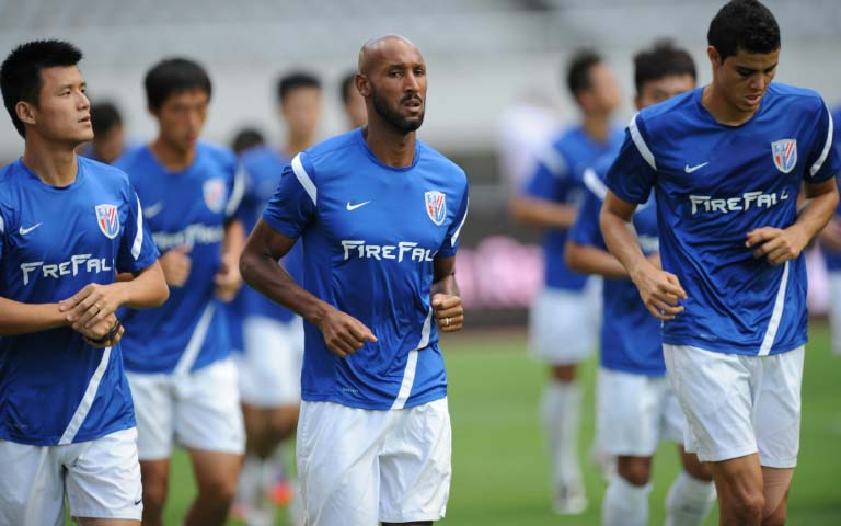 How Anelka, Drogba blazed trail with chaotic season in China