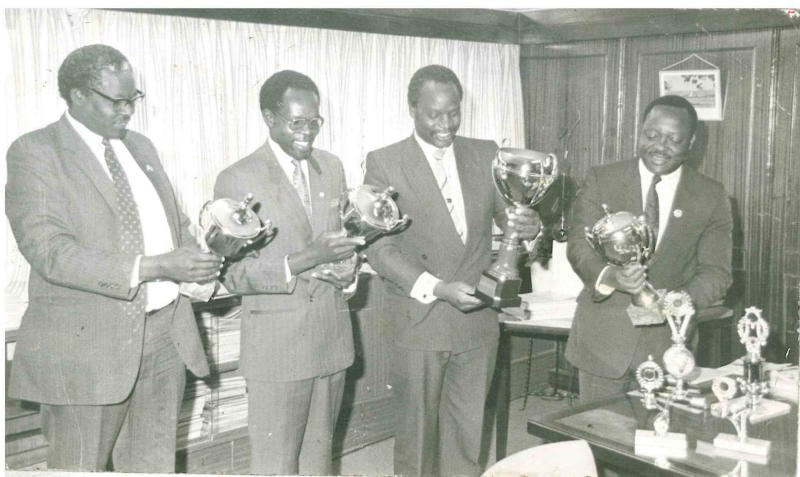 How Bargoria brought changes to Kenyan volleyball