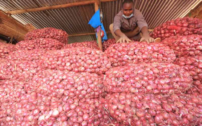 How cheap food imports from Tanzania bridge deficit