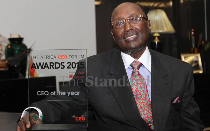 How Chris Kirubi helped shape Nairobi