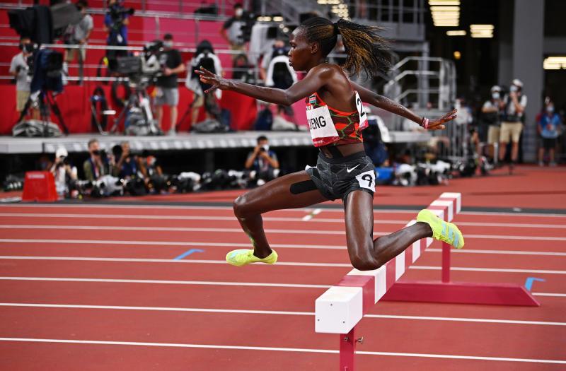 How depression almost shattered Kenya's medals dream in Tokyo