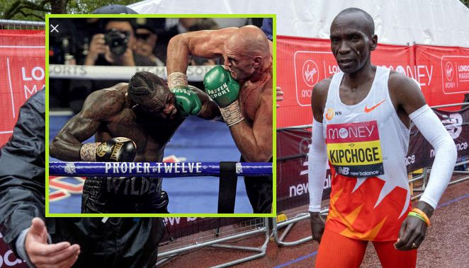 How Kipchoge's ear blockage cost him London title