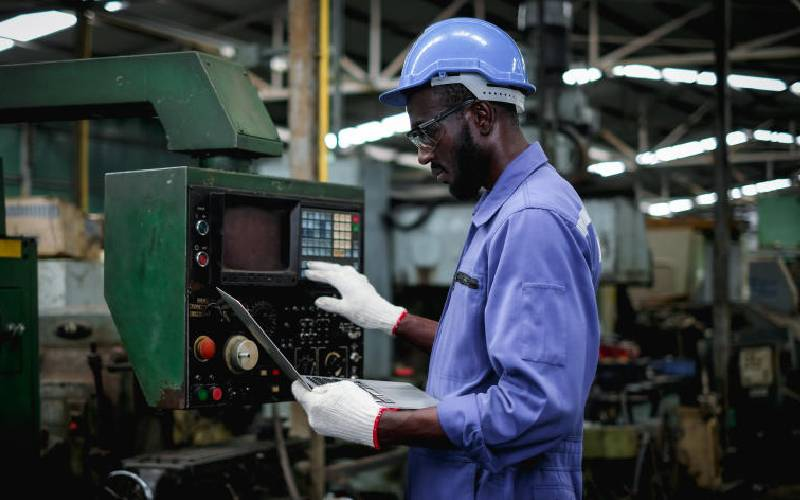 How manufacturing fell off its lofty perch
